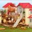 [หมดค่ะ] บ้านตุ๊กตาซิลวาเนียน..วิลโลว์ฮอลล์ (JP) Sylvanian Families Lighting House thumbnail 2