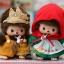ตุ๊กตาเบบี้จิจิหนูน้อยหมวกแดงกับหมาป่า 5.5นิ้ว (Red Riding Hood & Wolf Bebichhichi) thumbnail 1