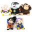 ตุ๊กตาดราก้อนบอลแซดคอลเลคชั่น 5 ตัว (Banpresto Dragonball Z Collection Plush Toy) thumbnail 1