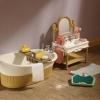 ชุดอ่างอาบน้ำและเคาน์เตอร์ (UK) Sylvanian Families Small Bathroom Set