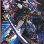 โมเดลกันดั้ม ASTRAY RED FRAME MG1/100 DABAN