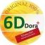 6D Dora 2 ชิ้น แถม Free สบู่ลดฝ้า 1 ก้อน (มูลค่า 220 บาท) thumbnail 2