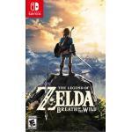 Switch- The Legend of Zelda: Breath of The Wild (USA)