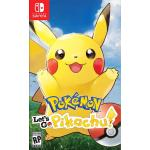 Nintendo Switch Pokemon Let's GO! Pikachu