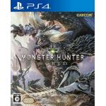 PS4- Monster Hunter World