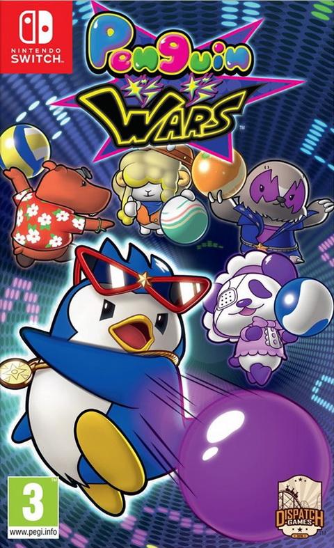 Switch- Penguin Wars