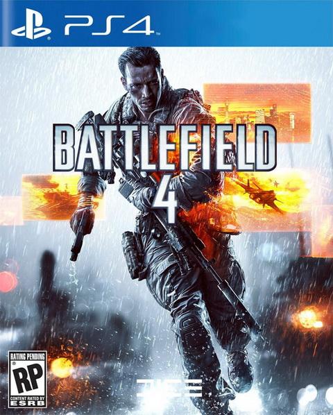 PS4- Battlefield 4