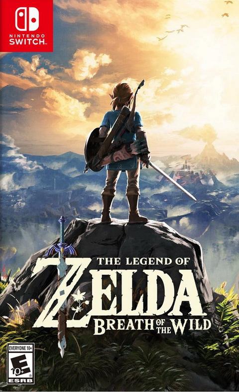 The Legend of Zelda: Breath of The Wild (USA)