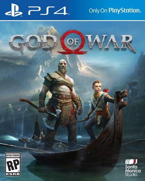 PS4- God of War