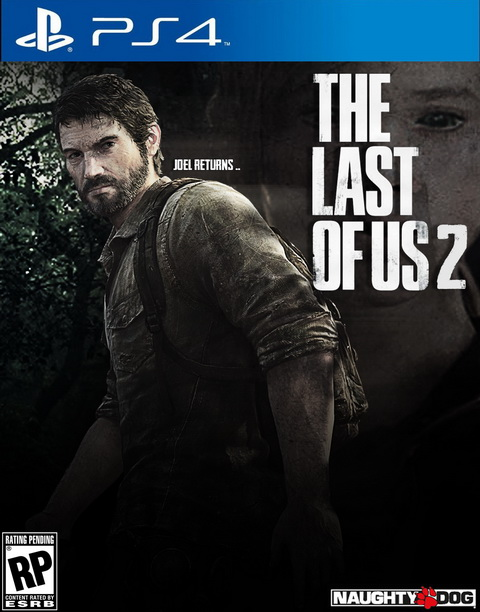 PS4- The Last of Us Part II
