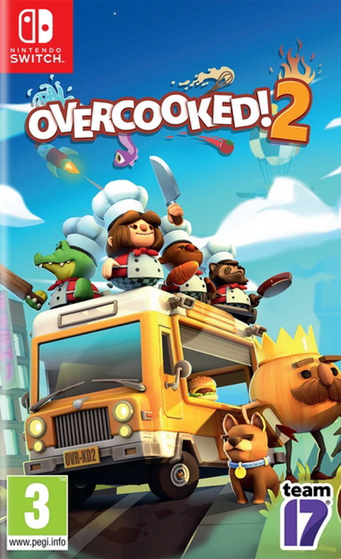 Switch- Overcooked 2