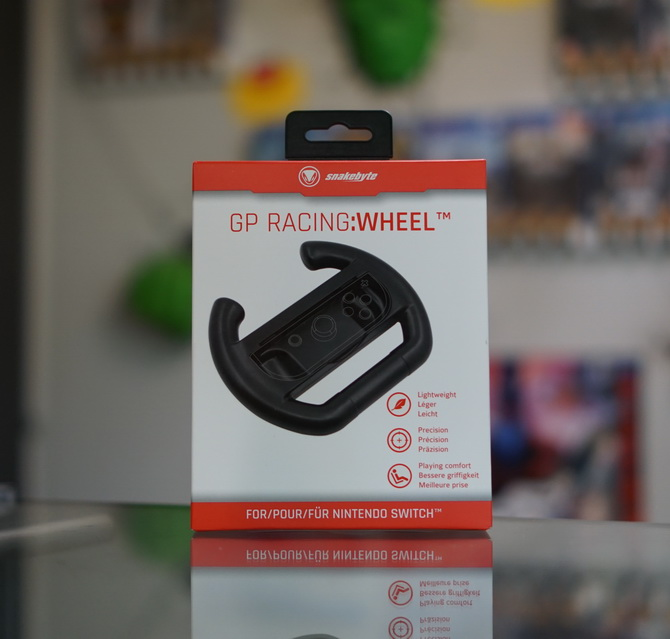 Nintendo Switch GP Racing wheel