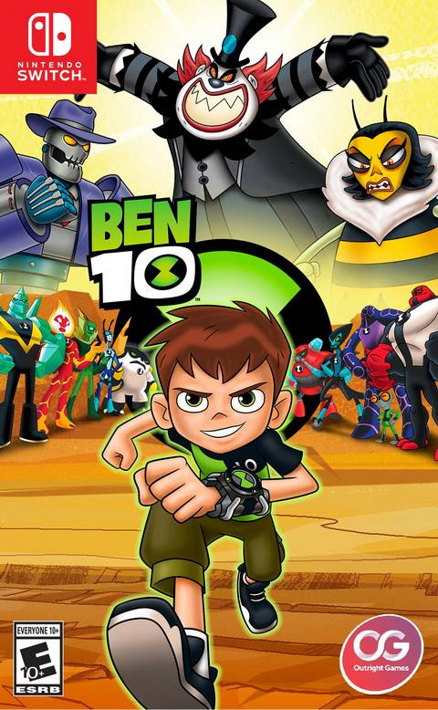 Switch- Ben 10
