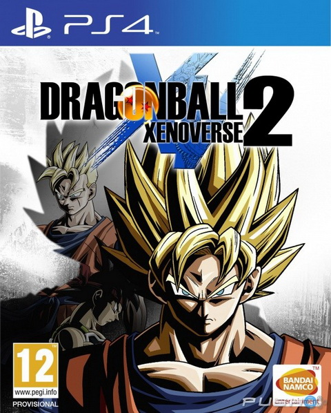 PS4- Dragon Ball Xenoverse 2