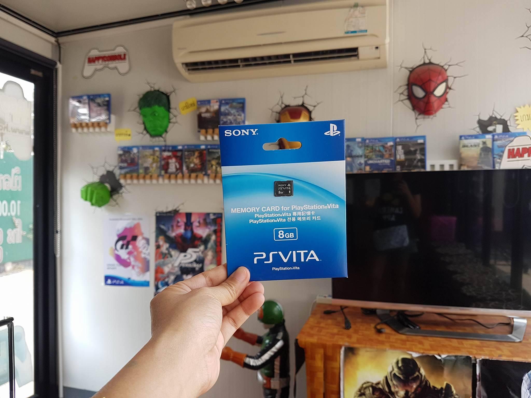 PSVita Memory Card 8GB
