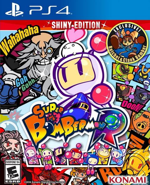 PS4- Super Bomberman R