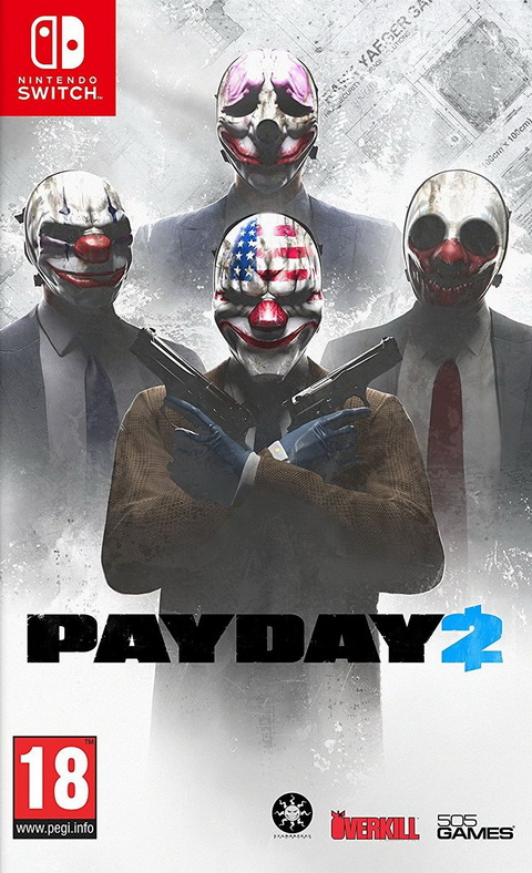Switch- Payday 2