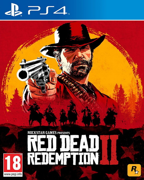 PS4- Red Dead Redemption 2