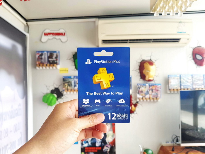 PS Plus 12 Month
