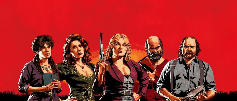โคตรคนแดนทมิฬ Red Dead Redemption 2