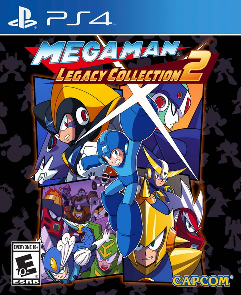 PS4- Mega Man Legacy Collection 2