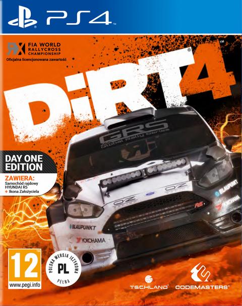 PS4- DiRT 4