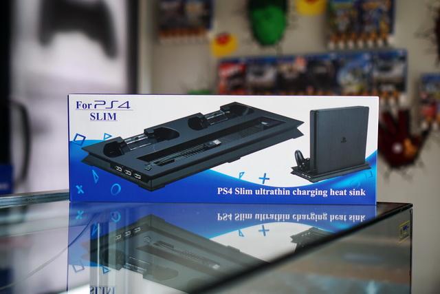 PS4 Slim Ultrathin Charging heat sink