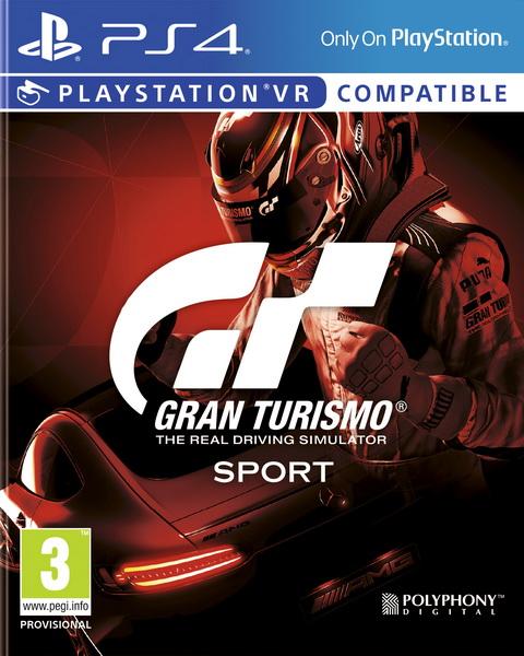 PS4- Gran Turismo Sport
