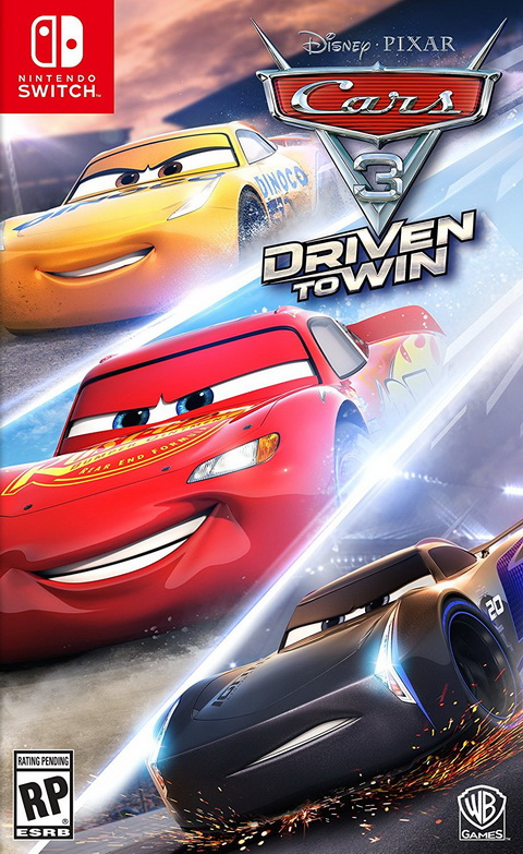 Switch- Cars 3 Driven to Win