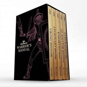 คู่มือนักรบโบราณ 5 เล่ม 5 รสชาติ (Box Set)