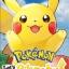 Nintendo Switch Pokemon Let's GO! Pikachu