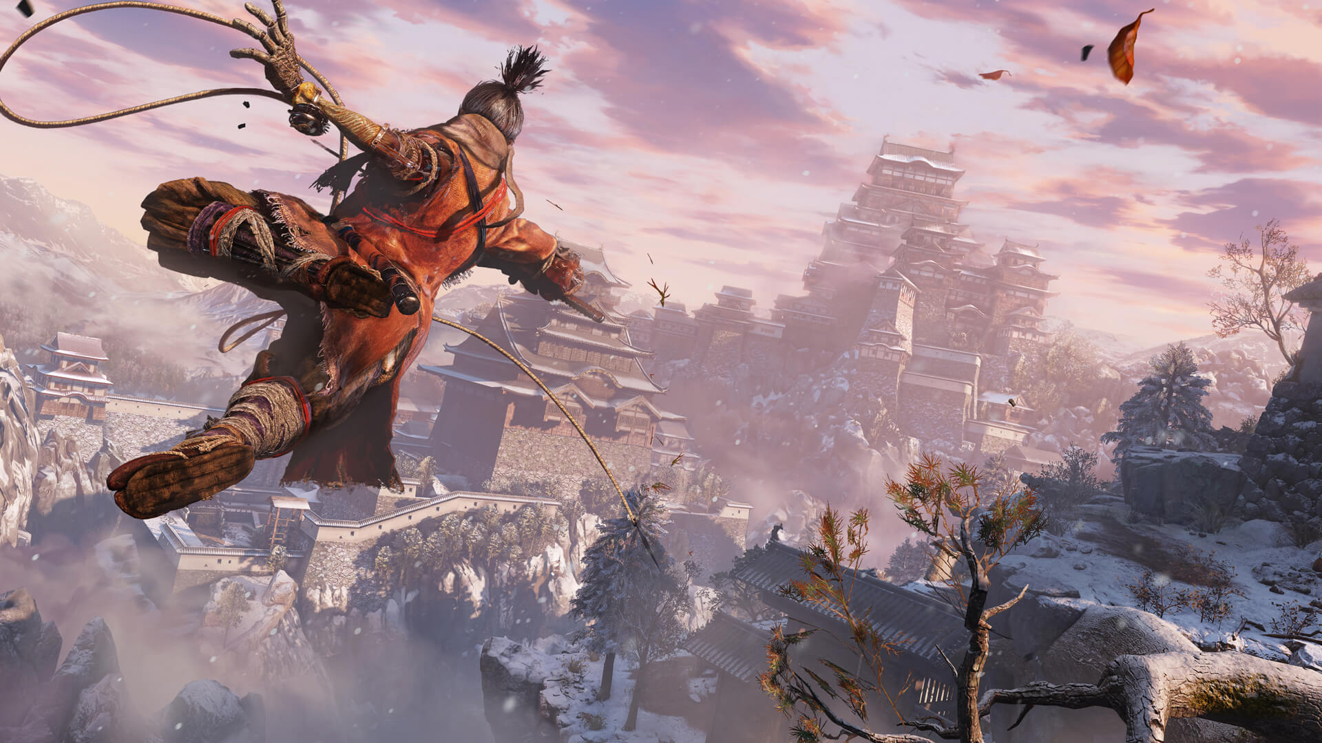 Image result for SEKIRO: SHADOWS DIE TWICE